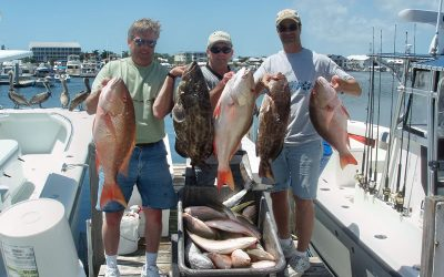 Key West Reef Fishing